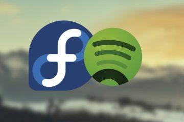 Instalar Spotify en Fedora