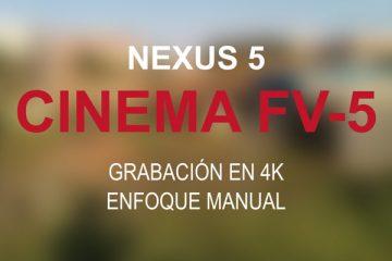 CinemaFV5Nexus5Portada