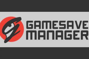 GameSaveManager