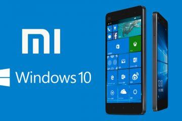 mi4Windows10