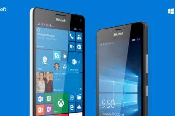 Destacada Lumia 950