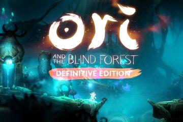 Ori in a dark new environment